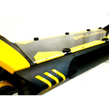 Deck Plexiglass Pour Vsett 10+ CARBONREVO