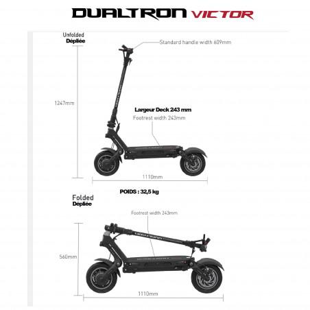 Trottinette Electrique Dualtron Victor