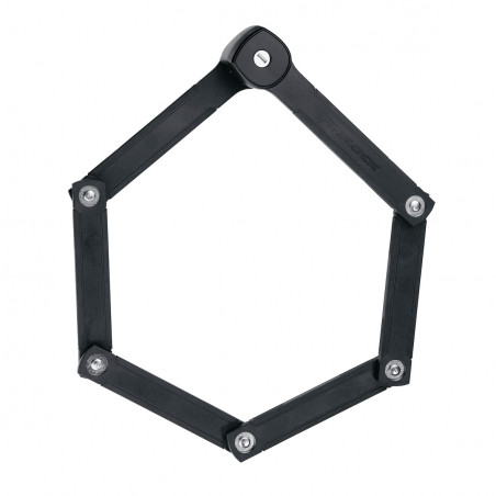 ANTIVOL PLIABLE TRELOCK FS-380 85cm Couleur Noir