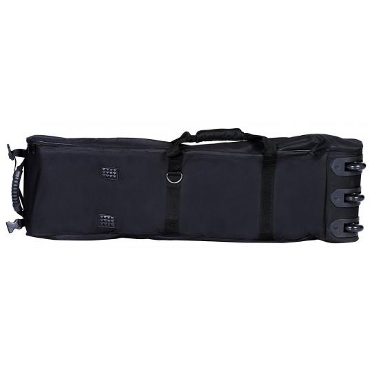 Grand sac de transport pliable avec roulettes