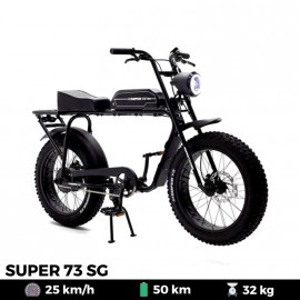Super 73 SG – Le vélo à assistance électrique au look rétro!