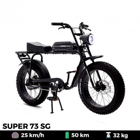 Vélo à assistance électrique - Le Super 73 SG