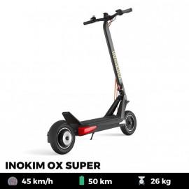 Trottinette électrique INOKIM OX SUPER - 60V 21AH