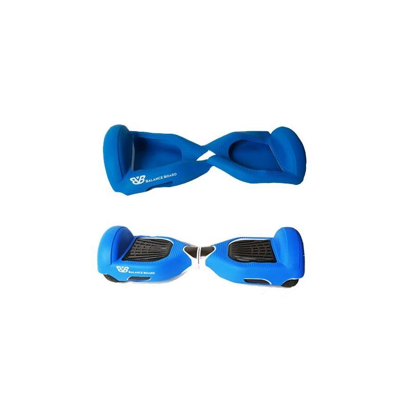 Housse de protection pour hoverboard 6 5p pouces bleue for Housse pour hoverboard
