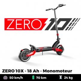 Trottinette électrique ZERO 10 mono moteur