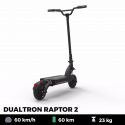 Trottinette électrique Dualtron RAPTOR 2 Minimotors