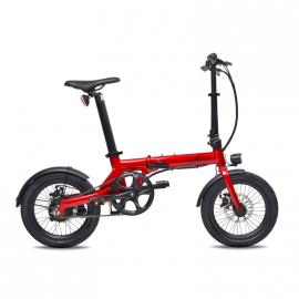 Vélo électrique EOVOLT City - Rouge 16 pouces