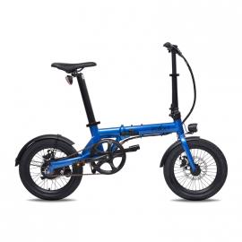 Vélo électrique EOVOLT City - Bleu