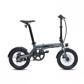 Vélo électrique EOVOLT City - Gris