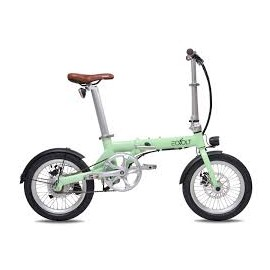 Vélo électrique EOVOLT rétro