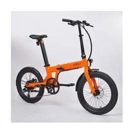 Vélo électrique EOVOLT Confort orange