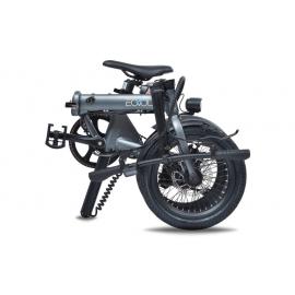 Vélo électrique EOVOLT Confort gris