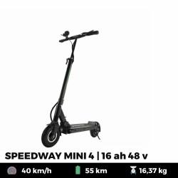 Trottinette électrique Minimotors Speedway Mini 4 Pro 16 Ah - Noir