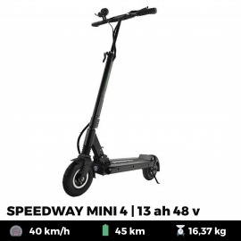 Trottinette électrique Minimotors Speedway MINI 4 13 Ah - 48 V