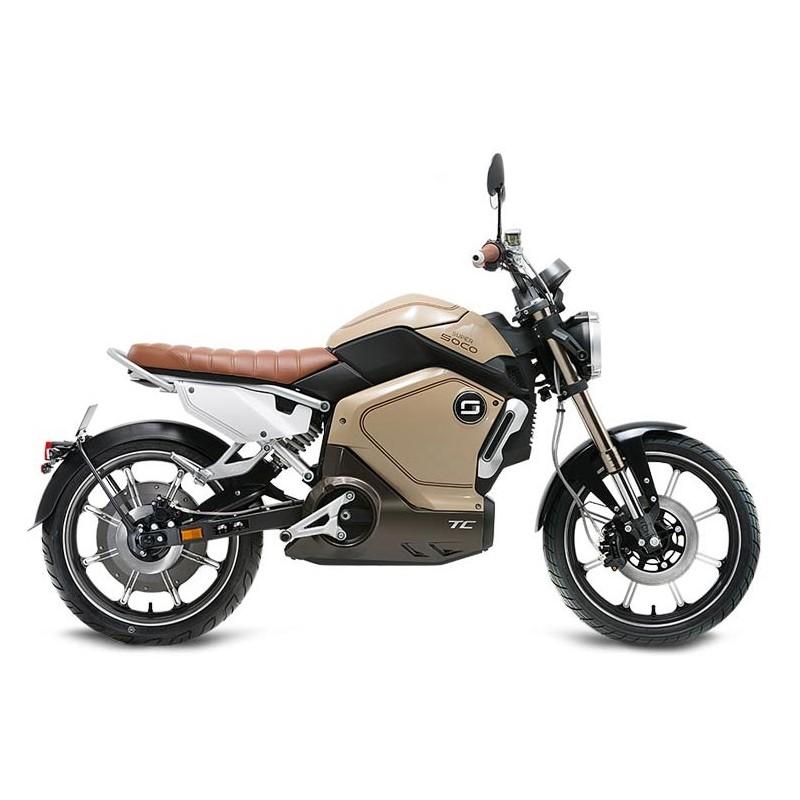 super soco tc moto electrique vintage 50 cc glisse urbaine. Black Bedroom Furniture Sets. Home Design Ideas