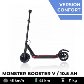TROTTINETTE ÉLECTRIQUE E-TWOW MONSTER V 14 AH - Version confort