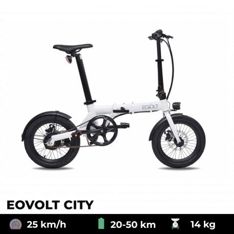 EOVOLT City - Rouge