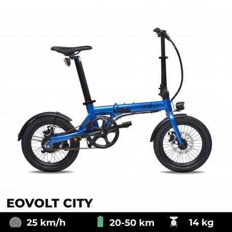 EOVOLT City - Bleu