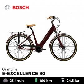 Vélo électrique E-EXCELLENCE 30 - Granville - Noir