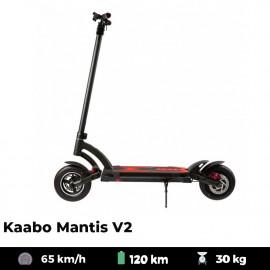 Trottinette électrique KAABO MANTIS GT V2 60V - 24.5Ah