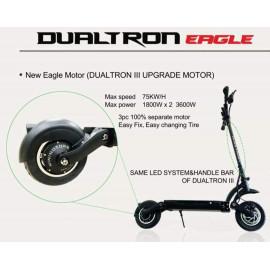 Trottinette électrique Dualtron Eagle