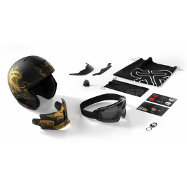 Casque Modulable RUROC RG1-DX CORE