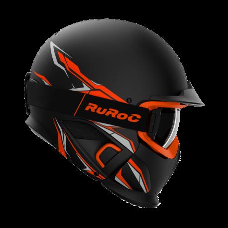 Casque Modulable RUROC RG1-DX CHAOS NOVA