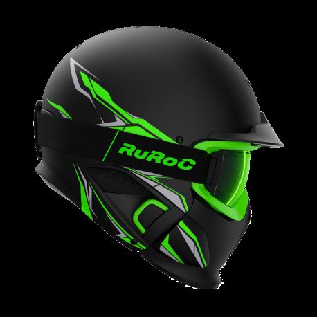 Casque Modulable RUROC RG1-DX CHAOS VIPER