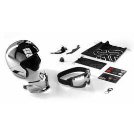 Casque Modulable RUROCRG1-DX CHROME
