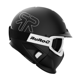 Casque Modulable RUROC RG1-DX ECLIPSE
