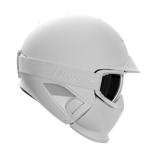 Casque Modulable RUROC RG1-DX GHOST