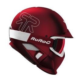 Casque Modulable RUROC RG1-DX MAGMA