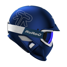 Casque Modulable RUROC RG1-DX MIDNIGHT