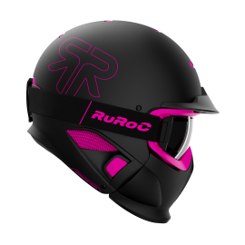 Casque Modulable RUROC RG1-DX PANTHER