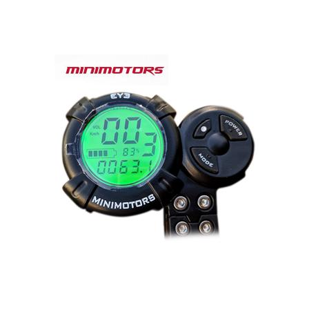 Écran LCD display Speedway mini 4