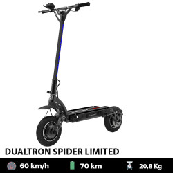 Trottinette électrique Dualtron Spider Limited 24 AH