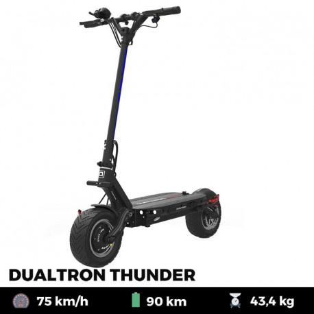 DUALTRON THUNDER - La plus rapide des trottinettes électriques