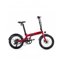 Vélo électrique EOVOLT Confort Rouge 20 pouces