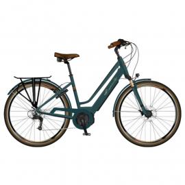 Vélo électrique E-SMOOTH 20 - Granville - Bleu