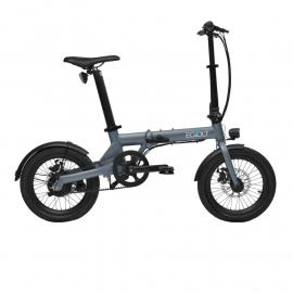Vélo électrique EOVOLT Confort gris 20 pouces