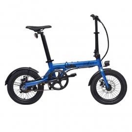 Vélo électrique EOVOLT Confort Bleu 20 pouces