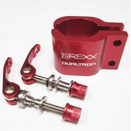 Collier de serrage double renforcé pour Dualtron - EREXX
