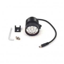 Lampe additionnelle Currus avec prise jack (pour batterie externe)
