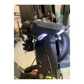 Lampe additionnelle avec prise jack (pour batterie externe)