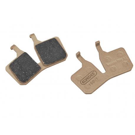 Paire de plaquette metallic Elvedes pour Magura MT5e