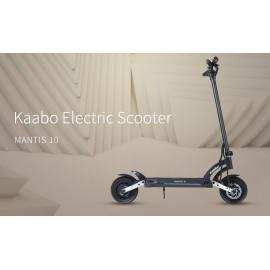 Trottinette électrique KAABO MANTIS GT 2021 60V - 24.5Ah
