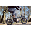 Vélo électrique EOVOLT City 4 SPEED- Bleu 16 pouces