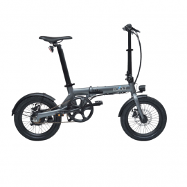 Vélo électrique EOVOLT City 4 Speed- Gris 16 pouces