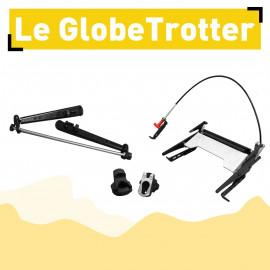 Le GlobeTrotter | Fixation pour trottinette
