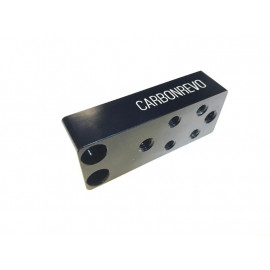 Adaptateur pour bequille premium pour DT3 / DT THUNDER - Carbonrevo